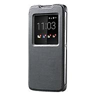 Bao Da Cầm Tay Dạng Gập BlackBerry Smart Flip Case For DTEK50 - Đen - Hàng Chính Hãng thumbnail