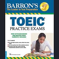 Baron s TOEIC Practice Exams (Sách + 4CD) thumbnail