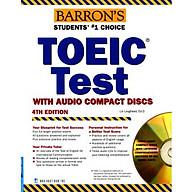 Barron s Toeic Test + 3CD (4th Edition) (Tái Bản) thumbnail