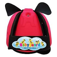 Nón Bảo Vệ Đầu Cho Bé Babyguard Classic BB_CO_Hong (Hồng) thumbnail