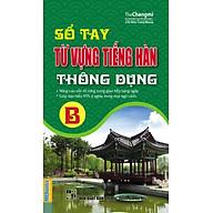 Sổ Tay Từ Vựng Tiếng Hàn Thông Dụng - B thumbnail