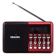 Loa Nghe Nhạc Kèm Radio Craven CR-26 - Hàng Nhập Khẩu thumbnail