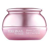 Kem Dưỡng Da Bergamo Snail Cream 018209 (50g) thumbnail