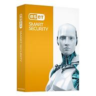 Phần Mềm Diệt Virut Eset Smart Security 3U1Y Bản Quyền 3 Máy Năm thumbnail