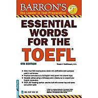 Essential Words For The TOEFL - 4th Edition (Tái Bản 2017) thumbnail
