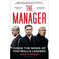The Manager Inside The Minds Of Football s Leaders (Paperback) thumbnail