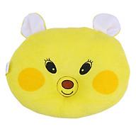 Gối Nằm Cho Bé BabyTop Hình Gấu Con - 25x28cm (Màu Ngẫu Nhiên) thumbnail