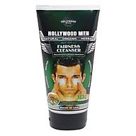 Gel Rửa Mặt Nam Hollywood Style Men s Fairness Cleanser (150ml) thumbnail