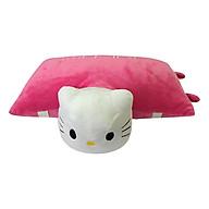 Gối Bảo Vệ Bé Khi Đi Xe Máy Hello Kitty DOKI thumbnail