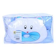 Bộ Gối Cho Bé BabyTop Hình Mèo Con - Họa Tiết Ngẫu Nhiên thumbnail