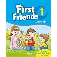 First Friends 1 Class Book Pack thumbnail