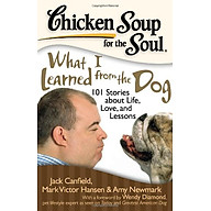 Chicken Soup for the Soul What I Learned from the Dog 101 Stories about Life, Love and Lessons thumbnail
