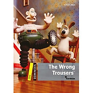 Dominoes (2 Ed.) 1 The Wrong Trousers thumbnail