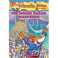 The Mouse Island Marathon (Geronimo Stilton, No. 30) thumbnail