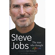 Steve Jobs The Man Who Thought Different (Paperback) thumbnail