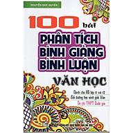 100 Bài Phân Tích Bình Giảng, Bình Luận Văn Học (Ôn Thi THPT Quốc Gia) thumbnail