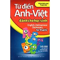 Từ Điển Anh - Việt Dành Cho Học Sinh thumbnail