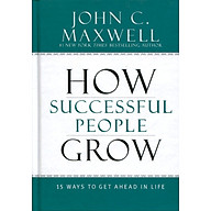 How Successful People Grow 15 Ways To Get Ahead In Life (Hardcover) thumbnail