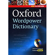 Oxford Wordpower Dictionary, 4th Edition Pack (With CD-ROM) thumbnail