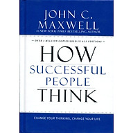 How Successful People Think Change Your Thinking, Change Your Life (Hardcover) thumbnail