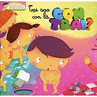 Bộ Truyện Giáo Dục Giới Tính Cho Trẻ Nhỏ - Tại Sao Con Là Con Trai thumbnail