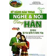 Kỹ Năng Đàm Thoại Nghe & Nói Tiếng Hàn (Quyển 3) - Kèm CD thumbnail