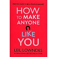 How To Make Anyone Like You (Paperback) thumbnail