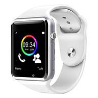 Đồng Hồ Thông Minh Smartwatch Inwatch A8Li - Trắng - Hàng Nhập Khẩu thumbnail