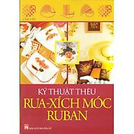 Kỹ Thuật Thêu Rua - Xích Móc RuBan thumbnail