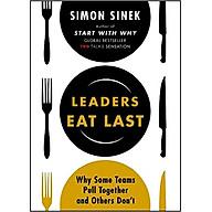 Leaders Eat Last - Paperback thumbnail
