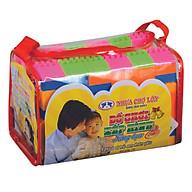 Bộ xếp hình sáng tạo Nhựa Chợ Lớn 02 - M968-LR thumbnail