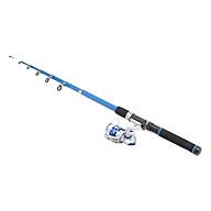 Bộ Cần Câu KHP Blue New (2.4m) + Dây (100m) + Máy 3000 - Giao Màu Ngẫu Nhiên thumbnail