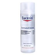 Nước Hoa Hồng Da Nhạy Cảm Eucerin Dermato Clean (200ml) thumbnail