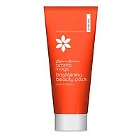 Mặt Nạ Dưỡng Trắng Da Brightening Beauty Pack Aroma Magic (100gr) thumbnail