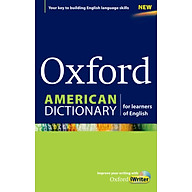 Oxford American Dictionary for Learners of English with CD-ROM thumbnail