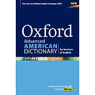 Oxford Advanced American Dictionary for Learners of English thumbnail