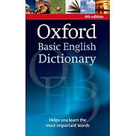 Oxford Basic English Dictionary 4th Edition thumbnail