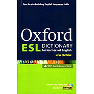 Oxford ESL Dictionnary For Learner Of English (Kèm CD) thumbnail