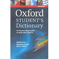 Oxford Student s Dictionary thumbnail