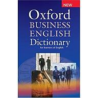 Oxford Business English Dictionary (Elt) thumbnail