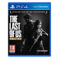 Đĩa Game PS4 - The Last of Us Remastered - Gaming - PCAS02004 - Hàng Chính Hãng thumbnail