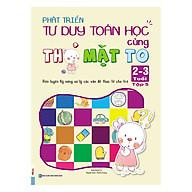 Phát Triển Tư Duy Toán Học Cùng Thỏ Mặt To (2 - 3 Tuổi) - Tập 5 thumbnail