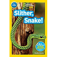 National Geographic Reader Slither Snake thumbnail