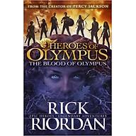 The Blood Of Olympus Heroes Of Olympus Book 5 (Paperback) thumbnail