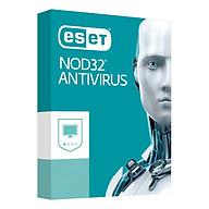 Phần Mềm Diệt Virut Eset NOD32 ANTIVIRUS9 1U1Y Bản Quyền 1 Máy Năm thumbnail