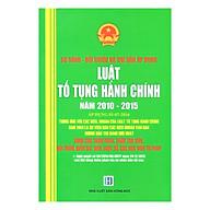 Sách So Sánh Đối Chiếu Và Chỉ Dẫn Áp Dụng Bộ Luật Tố Tụng Hành Chính Năm 2010 - 2015 (Áp Dụng 1-7-2016) thumbnail