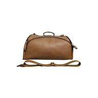 Túi Trống Du Lịch One Bags T02-3 (50 x 25 x 28 cm) Nâu Bò Nhạt thumbnail