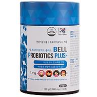 Thực Phẩm Chức Năng Hỗ Trợ Bảo Vệ Sức Khỏe Bell Probiotics Plus Chong Kun Dang (120g) thumbnail