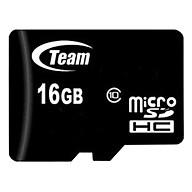 Thẻ Nhớ 16GB Class 10 Team Micro SDHC - Hàng Chính Hãng thumbnail