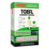 Bộ KatchUp Flashcard TOEFL A - High Quality thumbnail